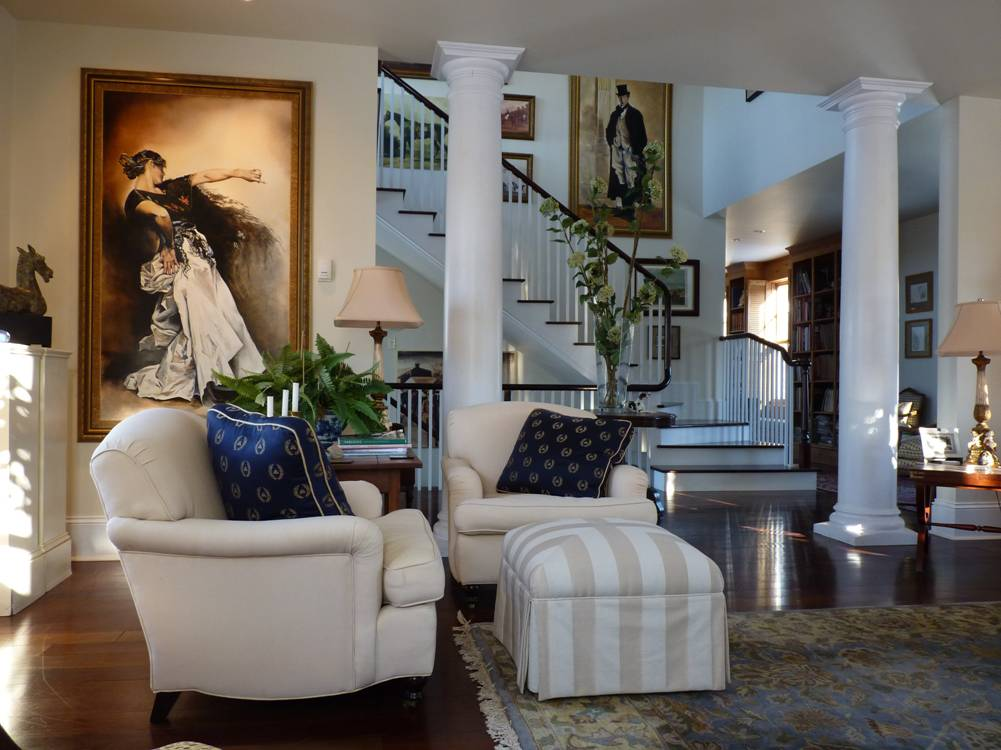 Working with Interior Designers: Beacon Hill Design
