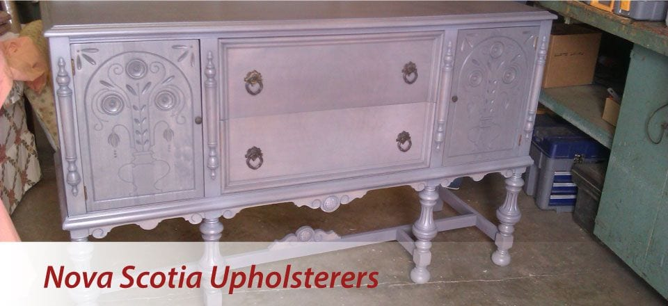 antique wooden furniture restoration