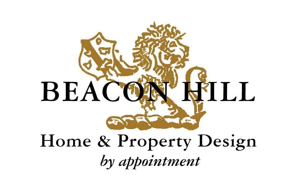 logo for beacon hill design