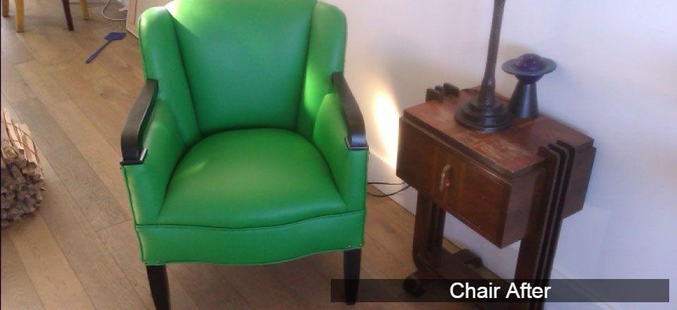 Antique chair - restored